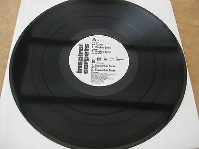 "Inspiral Carpets - Bitches Brew 4 Track Uk Promo 12"" Ep"