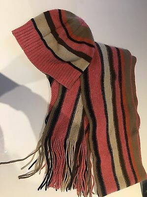 French Connection Hat And Scarf