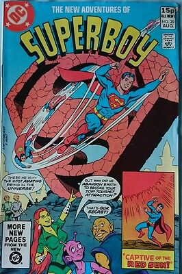 The New Adventures Of Superboy # 20