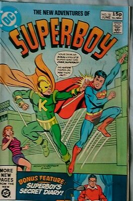 The New Adventures Of Superboy # 18