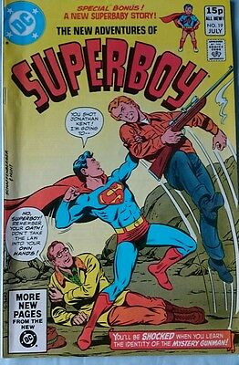 The New Adventures Of Superboy # 19