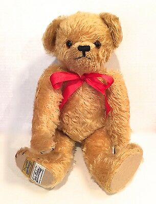 """Merrythought Little """"bear"""" Made In England  Le  64/500"""