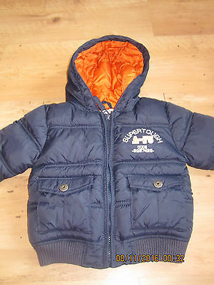 baby boys next coat age 6-9 months great for winter