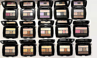 Lancome Color Design Eye Brightening All In One 5 Shade Eyeshadow Liner Palette