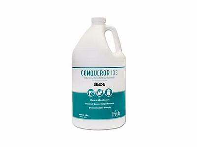 Fresh Products FRS1WBLE Conqueror 103 Odor Counteractant Concentrate - LEMON GAL