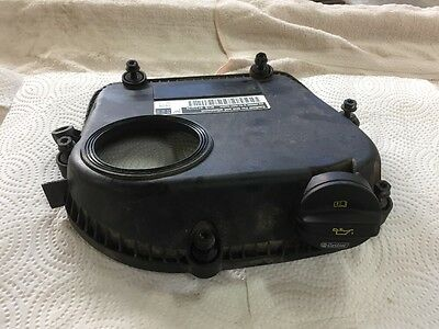 VW Timing Cover 06l103269 With Oil Cap