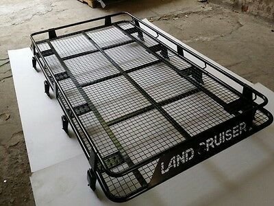 2.2m Steel Car/4 WD Cage Roof Rack Cargo Carrier