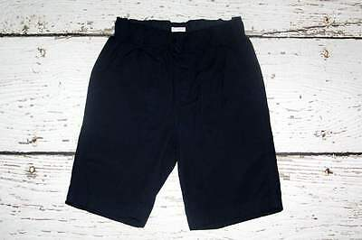 EUC Crewcuts Boys Navy Blue Drawstring Shorts 12