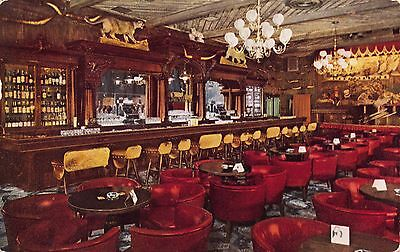 Postcard Gay 90s Bar at Hotel Last Frontier in Las Vegas, Nevada~110157