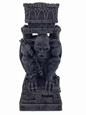 Dante the Light Keeper Gargoyle Candle Holder
