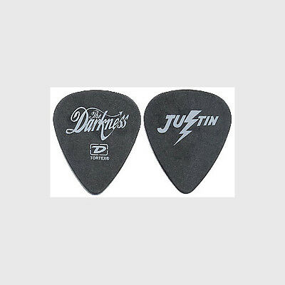 The Darkness Justin Hawkins authentic 2004 tour Guitar Pick