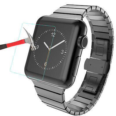 Tempered Glass Film Screen Protector for Apple Watch iWatch 38/42mm Accessories