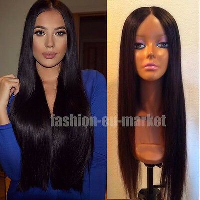 Virgin Malaisie Cheveux Lace Front Perruque Body Wave Full Lace Cheveux Humains
