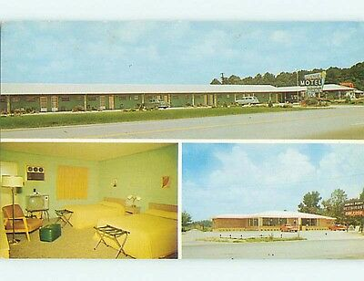 Pre-1980 OLD CARS & ROBERT PERRY RESTAURANT & MOTEL Sharpsburg NC r0782