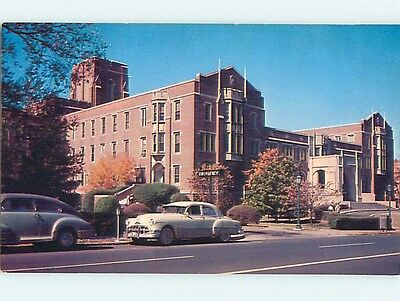 Unused 1950's HOSPITAL AT VANDERBILT UNIVERSITY Nashville TN Q8003