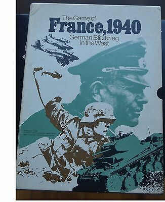 France 1940, Avalon Hill Board Game