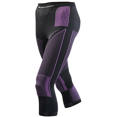 X-bionic Accumulator Evo Medium Femmes Seconde Peau - Charcoal Fuschia