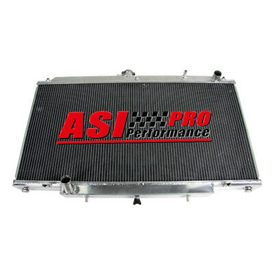3 ROW ALUMINUM RADIATOR FOR Nissan GU PATROL Y61 TD42 2.8/3.0 4.2L TURBO MT PRO