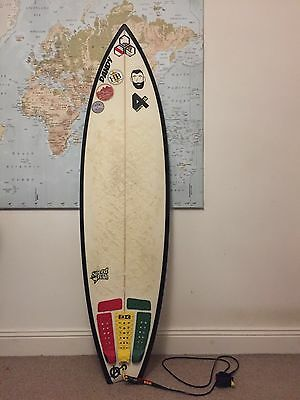 Fourth 7ft Surfboard Excellent Condition
