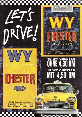 Edgarkarte # 534 WY Chester - Let's drive!