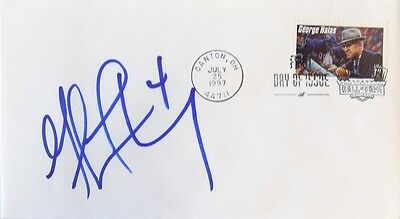Glenn Foley New York Jets Signed First Day Cover