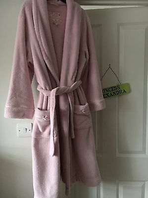 girls dressing gown 12-13