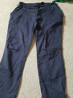 next size 14 maternity trousers