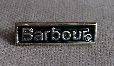 Barbour PIN Anstecker Anstecknadel