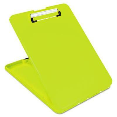 Saunders 00573 Slimmate Storage Clipboard, 1/2 In Clip Cap, 8 1/2 X 11 Sheets,