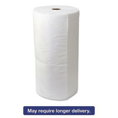 Brady Worldwide SBDENV150 Env Maxx Enhanced Oil-only Sorbent-pad Roll, 54gal,