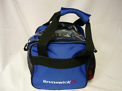 Brunswick bowling ball extra large holes Thames Hospice 117R3