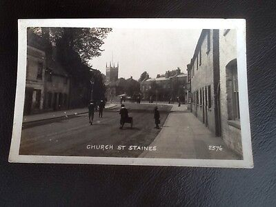 Staines. Church Street