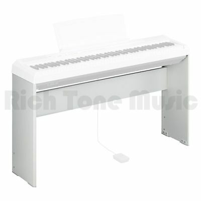 Yamaha L85A WH Stand for P-115WH