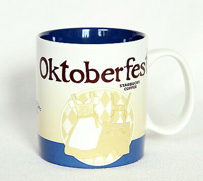 STARBUCKS City Mug OKTOBERFEST