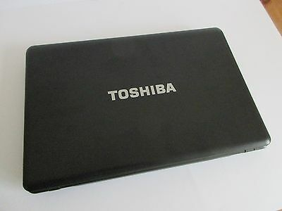 TOSHIBA Satellite Notebook C660D-1HC 15.6 Zoll (500GB,AMD Dual-Core 1.65GHz,4GB)