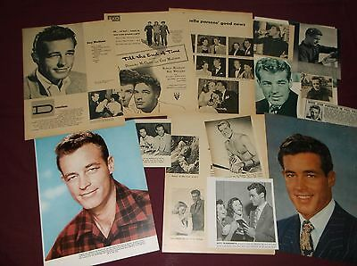 Guy Madison - Clippings