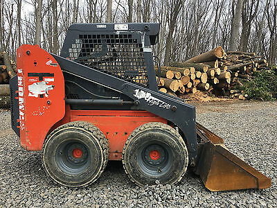 2003 Thomas 175 Skid Steer