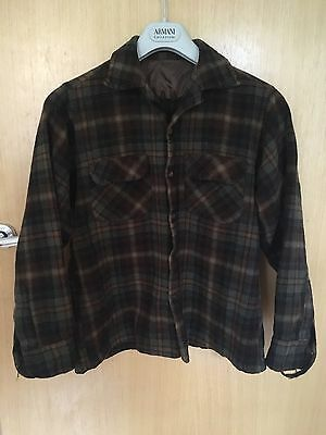 vintage Unisex flannel shirt Small