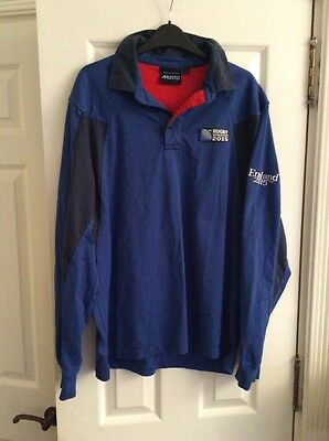 Musto England Rugby World Cup top size L