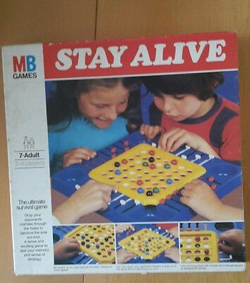 MB Games - Stay Alive