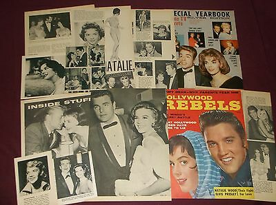 Natalie Wood - Clippings  (Lot B)