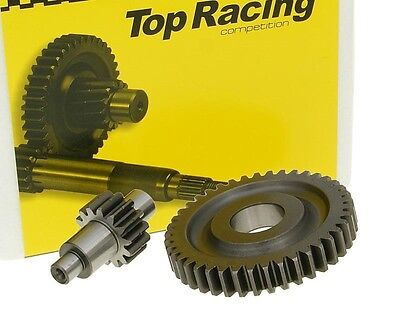 Gearing Secondary Top Racing 14/41 For Minarelli » Keeway Ry6 50 -2008