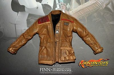 Hot Toys 1/6 MMS346 – Star Wars: The Force Awakens - Finn jacket