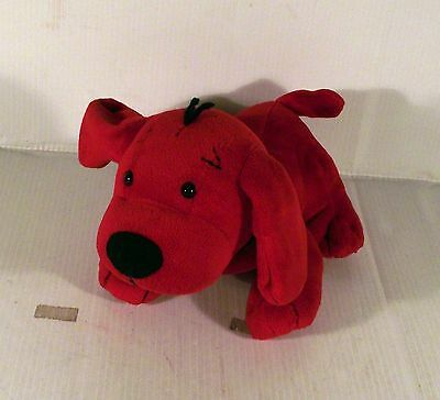 "9"" Barking Clifford The Big Red Dog Soft Toy With Sound"