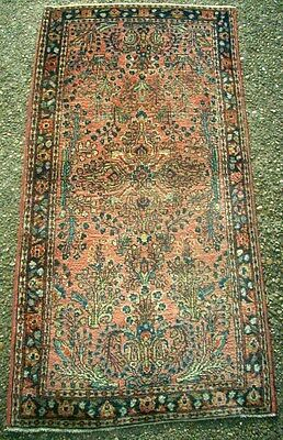 Antiker Sarough - selten - antique Sarough rug - rare