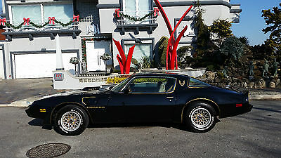 1980 Pontiac Trans Am T-TOPS 1980 PONTIAC TRANS AM RESTO-MOD WITH A LS MOTOR SWAP