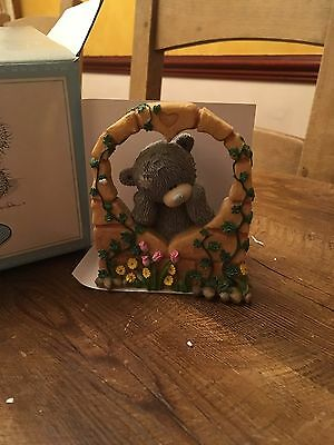 Tatty Teddy Ornament Figurine The Look Of Love