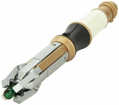 Doctor Who 11th Doctor's Sonic Screwdriver Peter Capaldi  With Light And Sound