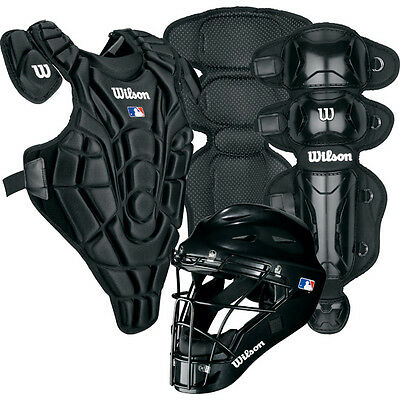 Wilson EZ Gear Catcher's Kit - Youth large/xlarge - new in box