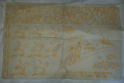 vintage embroidery iron on transfer, handsewing, needlepoint (56)